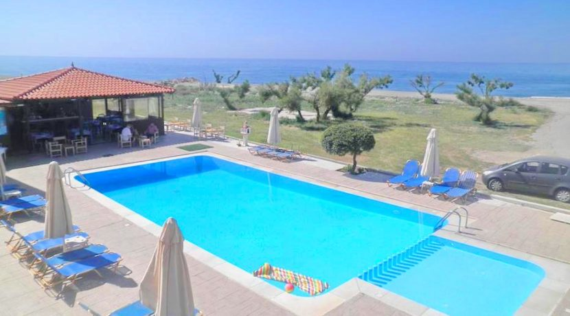 Beach Front Hotel For Sale Crete 3