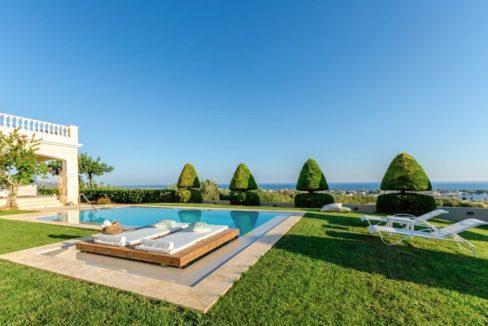 Elegant villa at Malia Crete 1