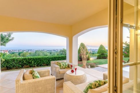 Elegant villa at Malia Crete 19