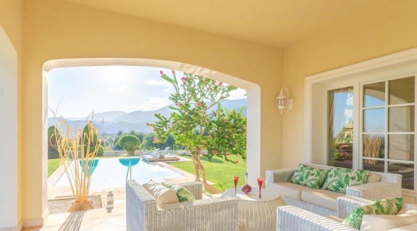 Elegant villa at Malia Crete 20