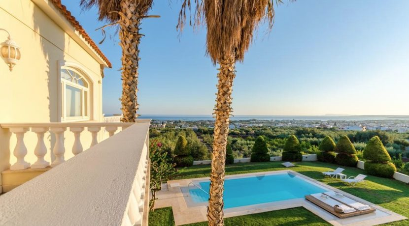 Elegant villa at Malia Crete 21