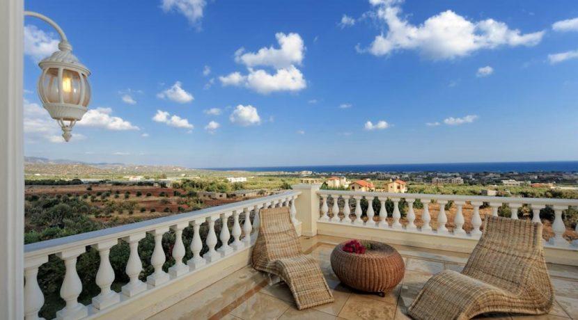 Elegant villa at Malia Crete 22