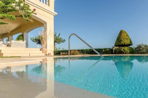 Elegant villa at Malia Crete 23