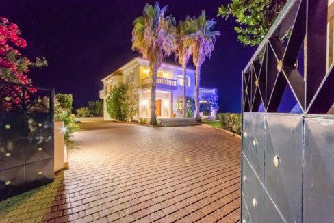 Elegant villa at Malia Crete 25