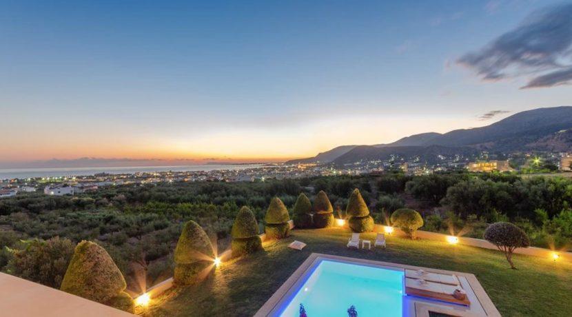 Elegant villa at Malia Crete 26