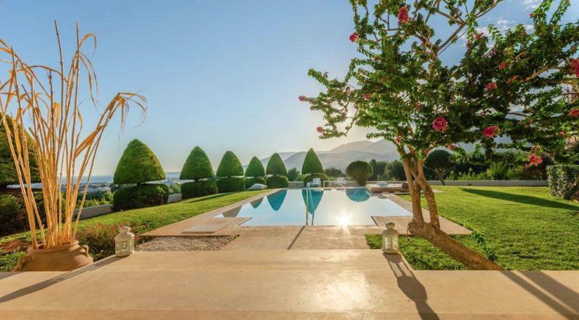 Elegant villa at Malia Crete 3