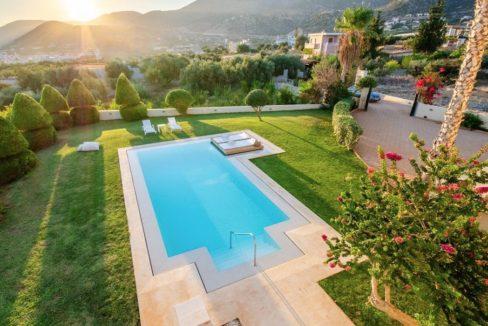 Elegant villa at Malia Crete 5