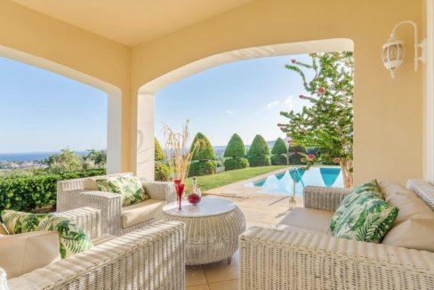 Elegant villa at Malia Crete 6