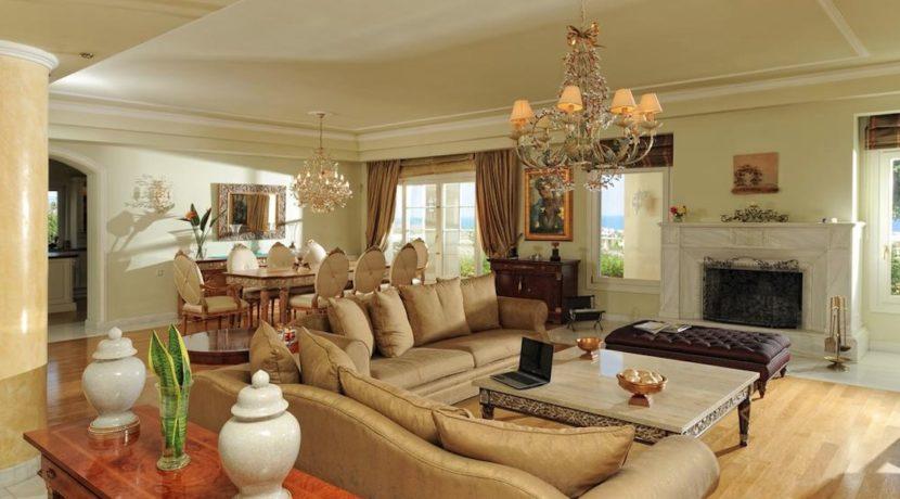 Elegant villa at Malia Crete 8
