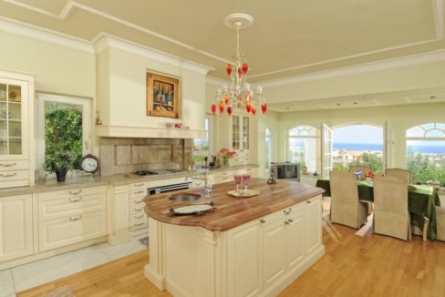 Elegant villa at Malia Crete 9