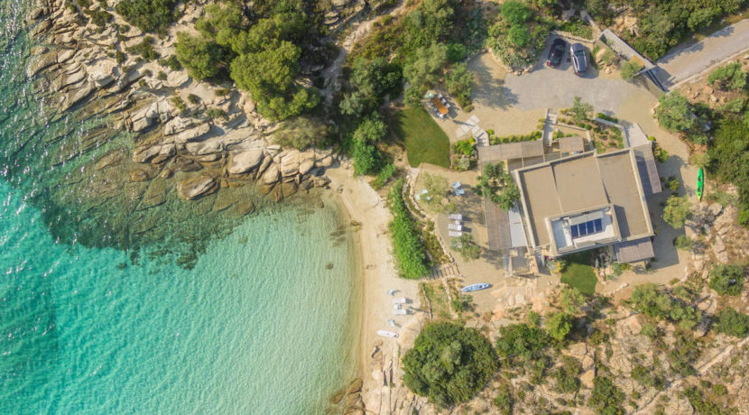 Excellent Seafront Villa at Sithonia 2