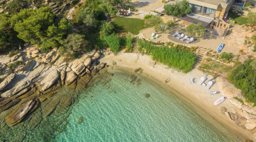 Excellent Seafront Villa at Sithonia 6