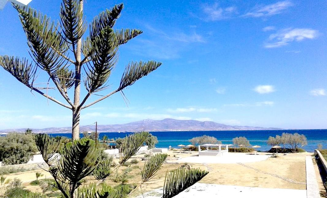 Hotel For Sale at Naxos Island, Seafront