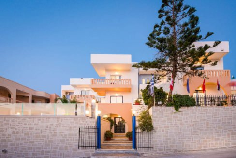 Hotel for sale in Akrotiri Chania Crete 2