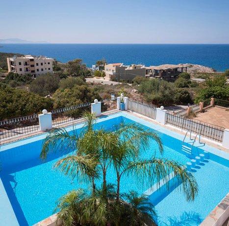 Hotel for sale in Akrotiri Chania Crete 3