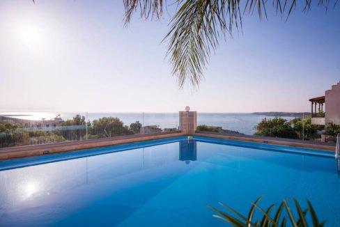 Hotel for sale in Akrotiri Chania Crete 4