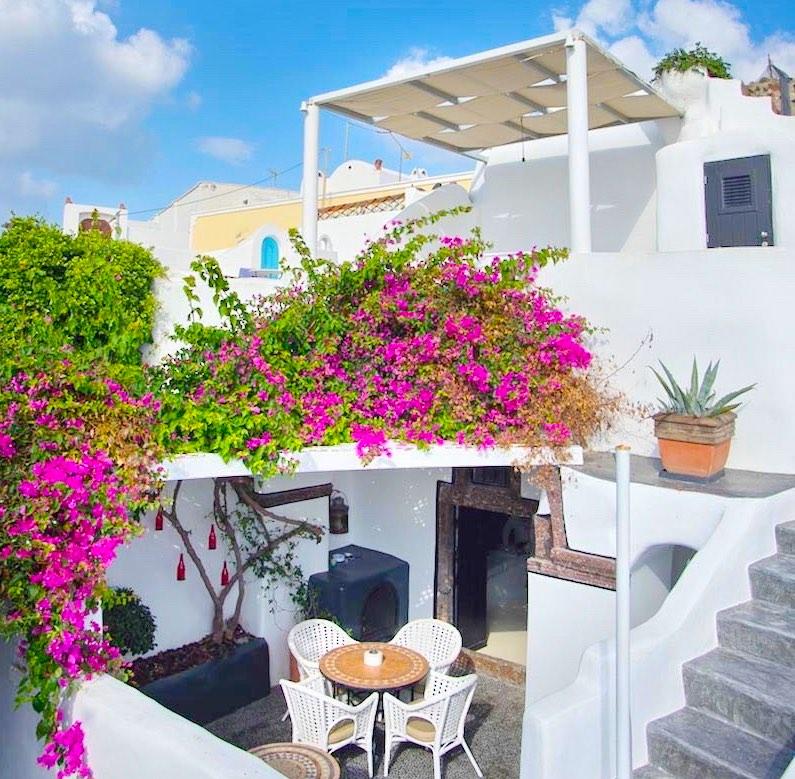 House for Sale in Santorini, Megalohori area