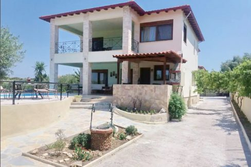 House for sale at Chanioti Kassandra Halkidiki 11