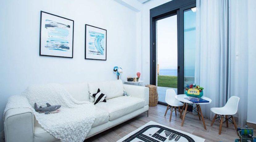 Kassandra Luxury beachfront villa 12