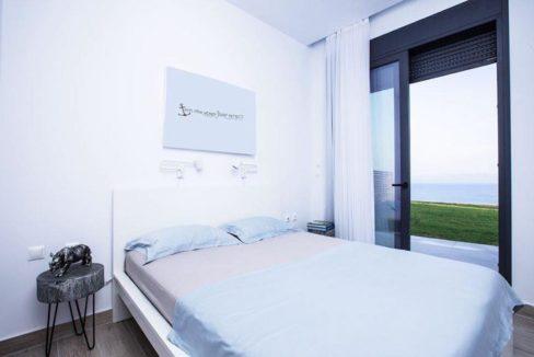Kassandra Luxury beachfront villa 14