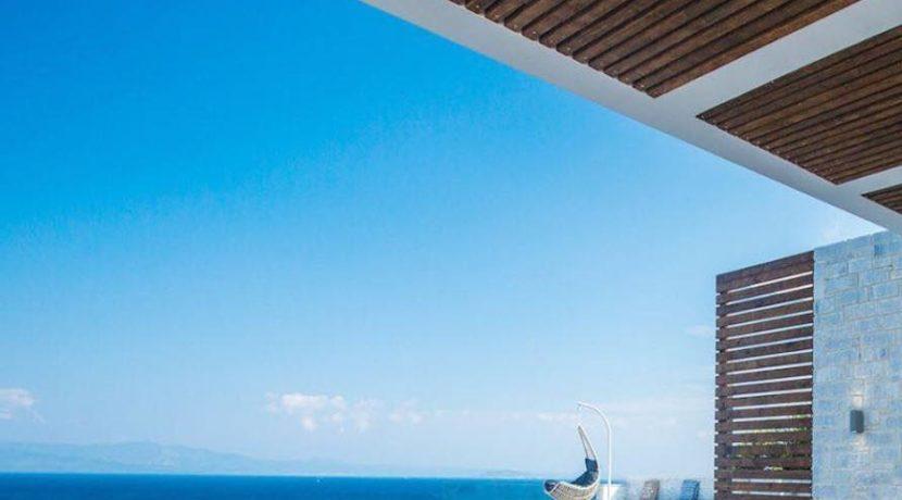 Kassandra Luxury beachfront villa 2