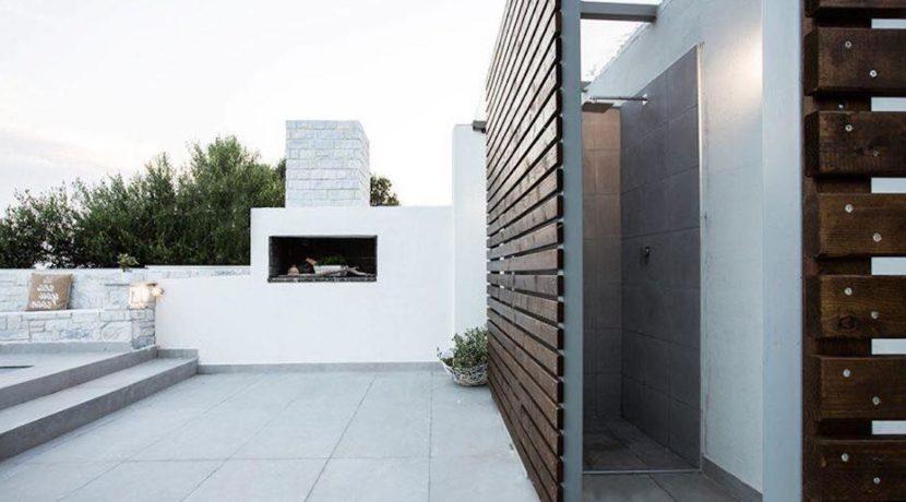 Kassandra Luxury beachfront villa 22