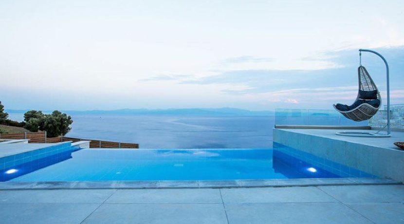 Kassandra Luxury beachfront villa 24