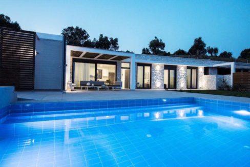 Kassandra Luxury beachfront villa 3