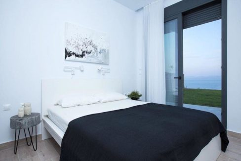 Kassandra Luxury beachfront villa 9