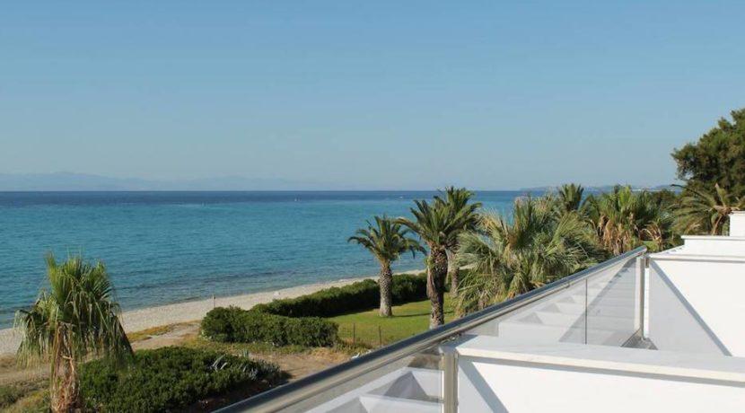 Kassandra Luxury beachfront villa at Chanioti 11