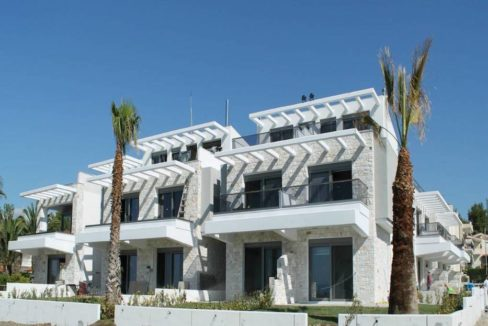 Kassandra Luxury beachfront villa at Chanioti 12