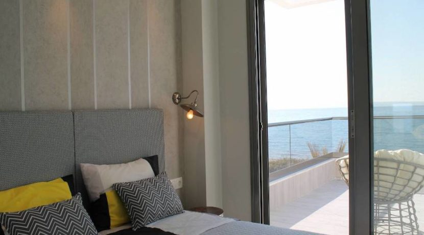 Kassandra Luxury beachfront villa at Chanioti 6