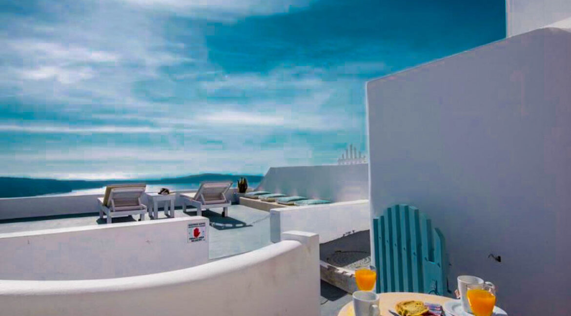 Luxury Villas for Sale Santorini, Imerovigli. Santorini Properties 1-2