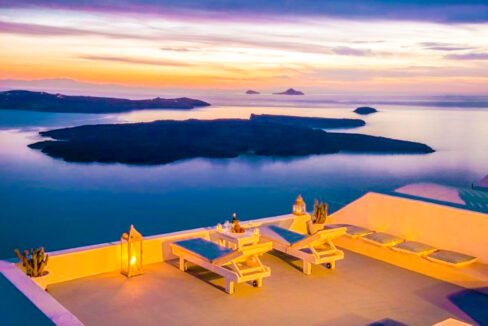 Luxury Villas for Sale Santorini, Imerovigli. Santorini Properties 2-2