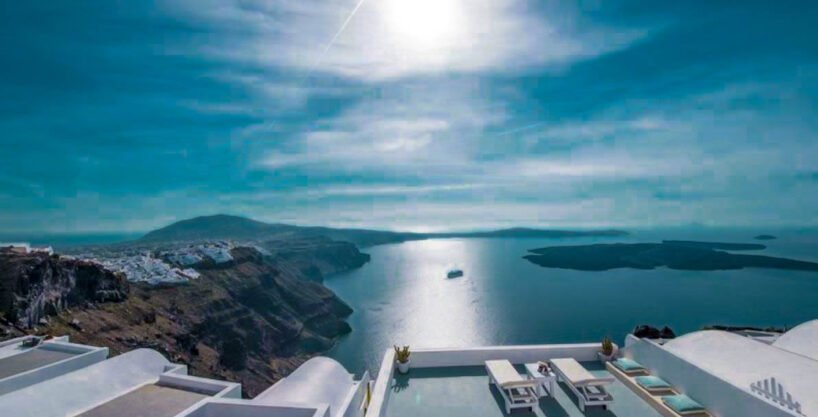 Luxury Villas for Sale Santorini, Imerovigli. Santorini Properties