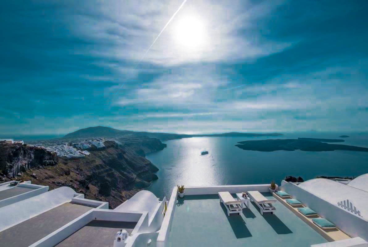 3 Luxury Suites for Sale Santorini, Imerovigli