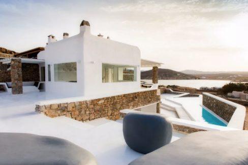 Luxury estate for sale Mykonos, Ftelia 1