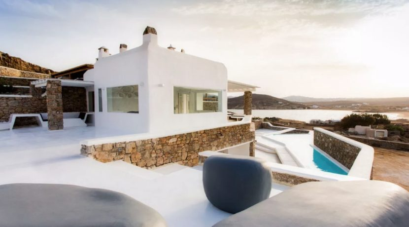 Luxury estate for sale Mykonos, Ftelia 1