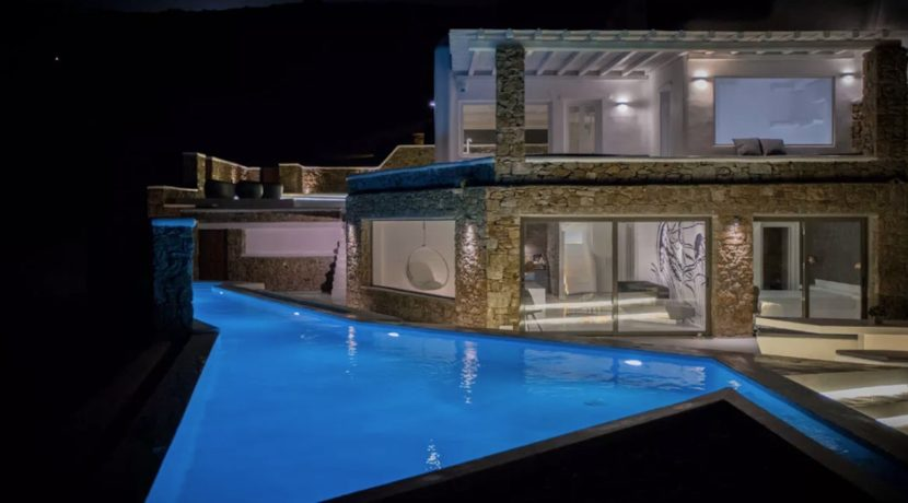 Luxury estate for sale Mykonos, Ftelia 12