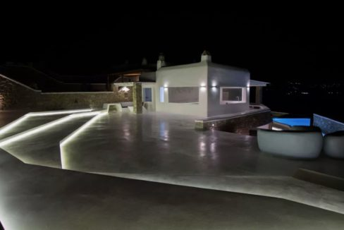 Luxury estate for sale Mykonos, Ftelia 13