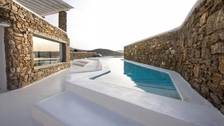 Luxury estate for sale Mykonos, Ftelia