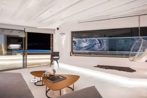 Luxury estate for sale Mykonos, Ftelia 16