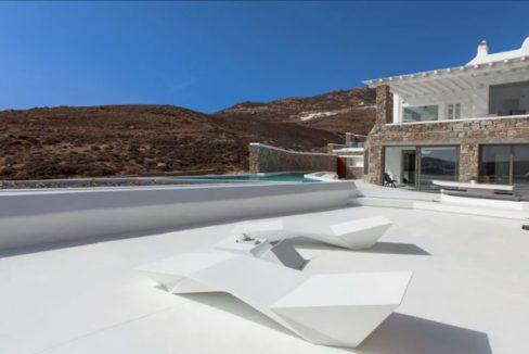 Luxury estate for sale Mykonos, Ftelia 22