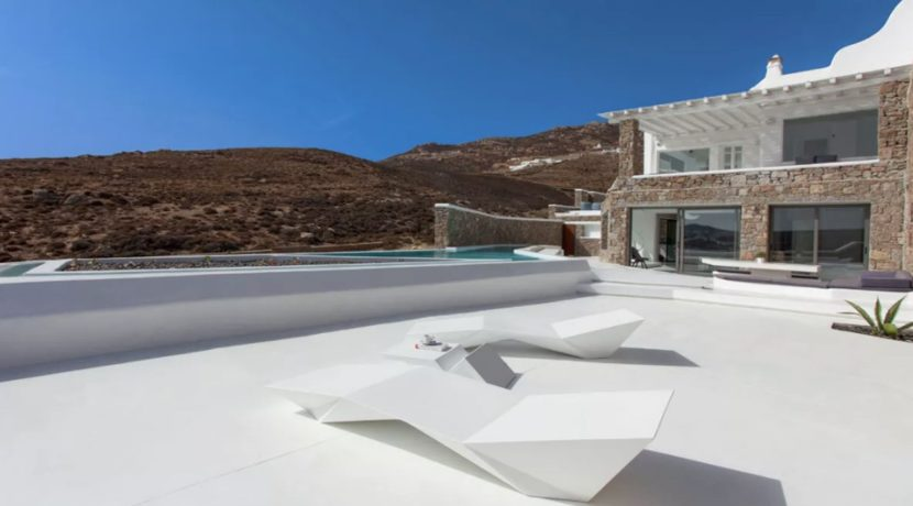 Luxury estate for sale Mykonos, Ftelia 22
