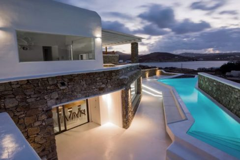 Luxury estate for sale Mykonos, Ftelia 8