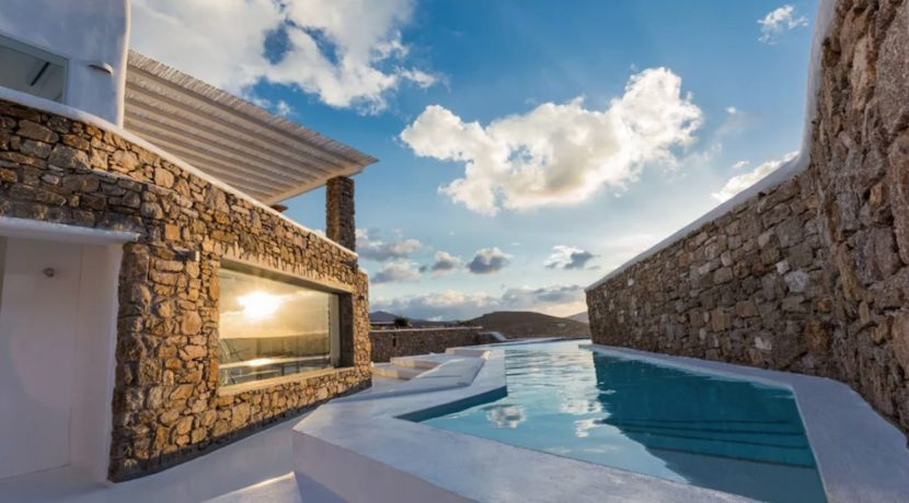 Luxury estate for sale Mykonos, Ftelia 9