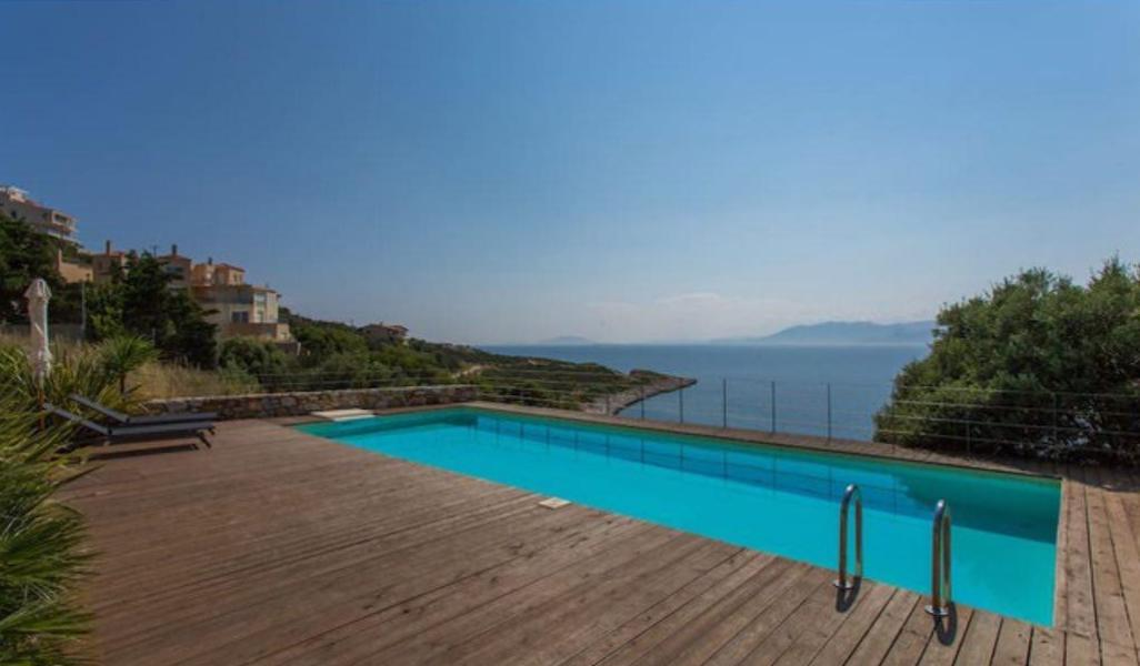 Luxury sea View Apartment Athens, Marathonas Attica