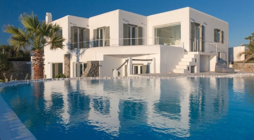 Mykonos real estate investments - Villa for Sale 21