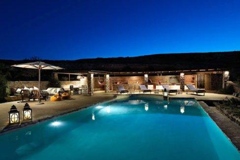Paros villa for sale, Greece, Seafront Property in Paros for sale, Greek Villas, House in Greece, Top Villas in Paros, Paros Real Estate 11