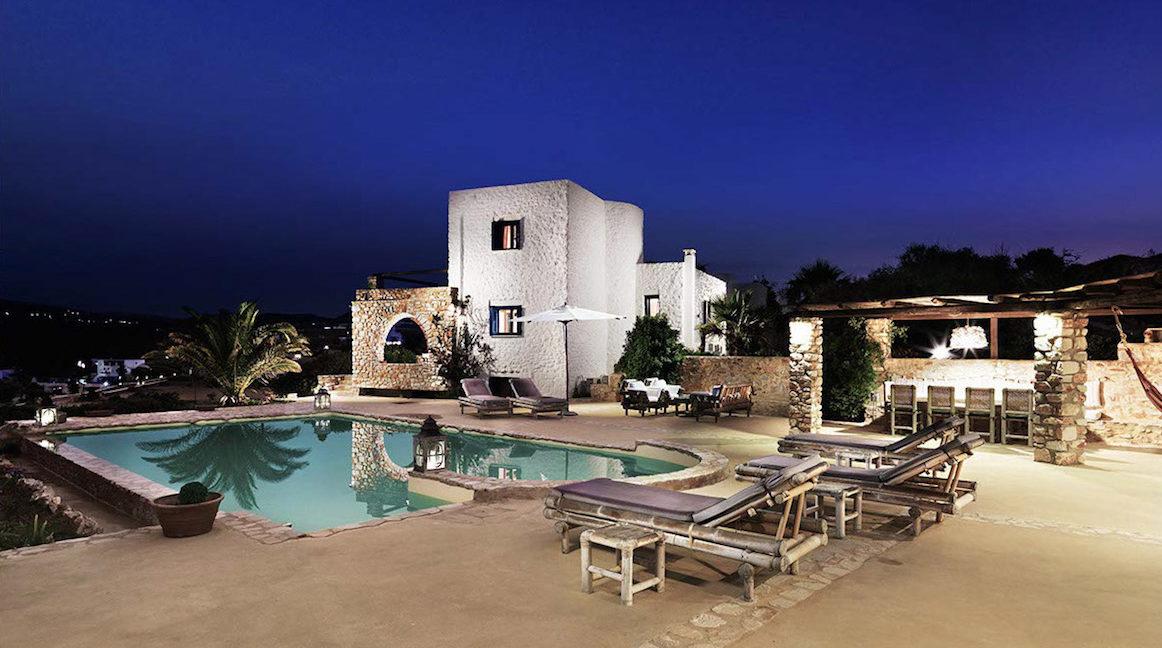 Paros villa for sale, Greece, Seafront Property in Paros for sale, Greek Villas, House in Greece, Top Villas in Paros, Paros Real Estate 3